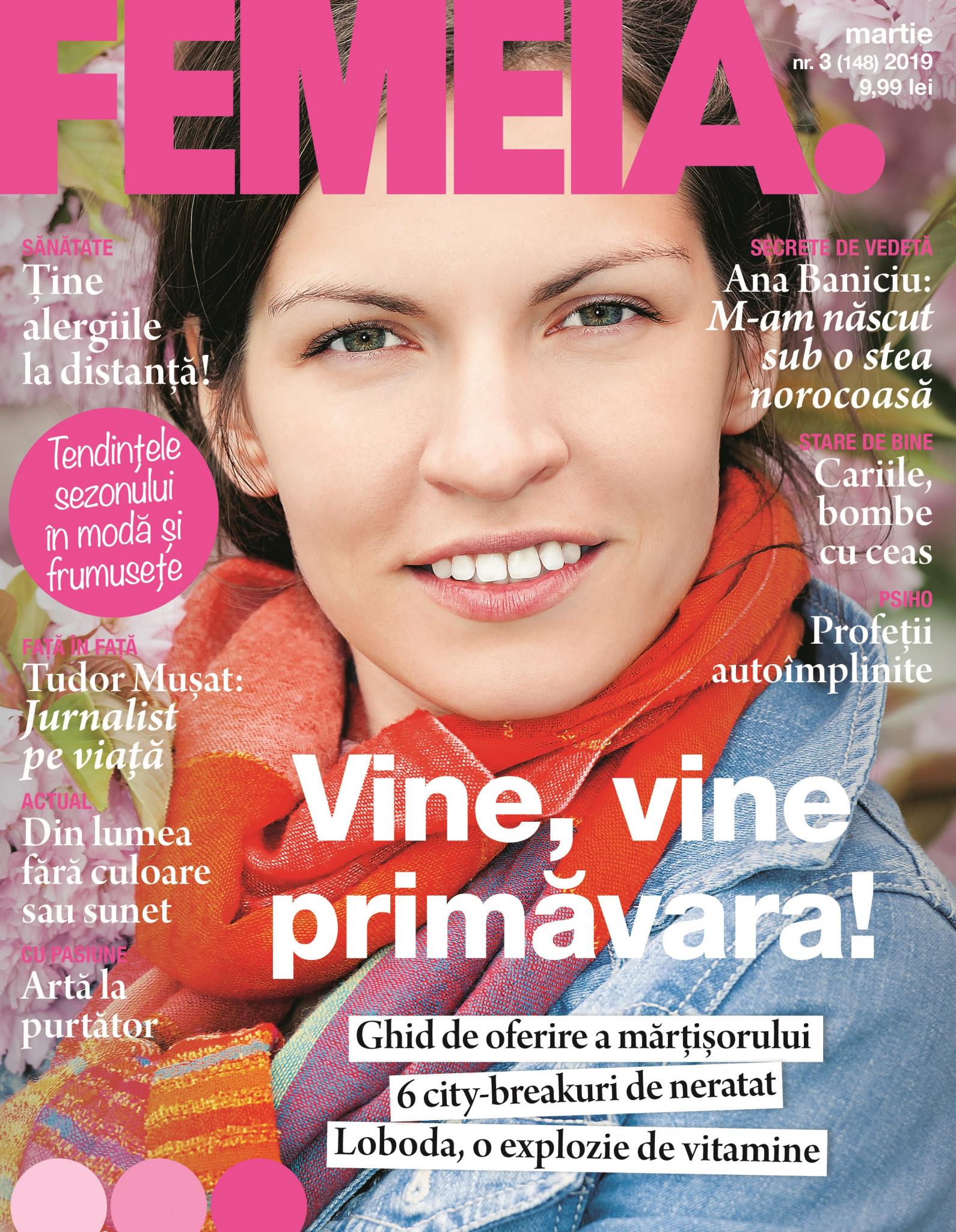 Reviste martie 2020